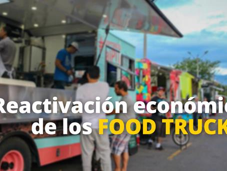 Vuelta al ruedo de los food trucks en Medellín