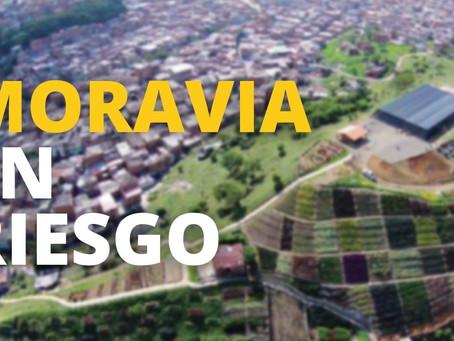 ¿Por qué es tan grave que se urbanice nuevamente el Morro de Moravia?