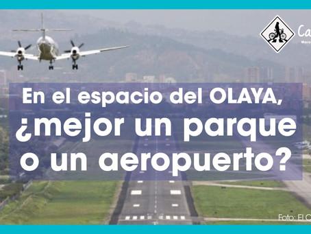 El futuro del Olaya Herrera: ¿un parque o un aeropuerto para Medellín?