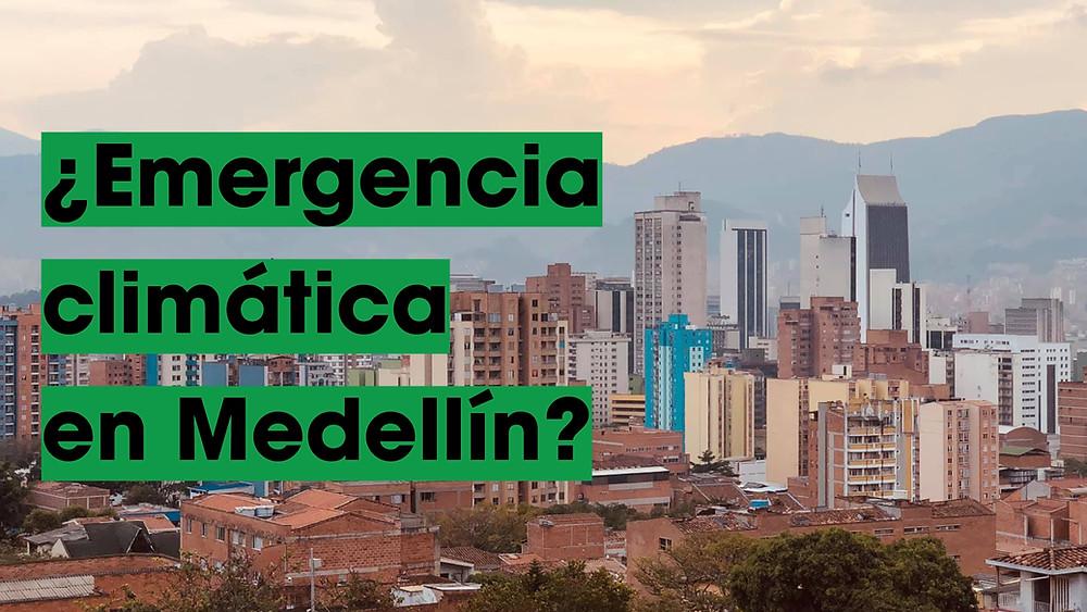 Emergencia ambiental en Medellin. Daniel Carvalho, Daniel Quintero, Anibal Gaviria