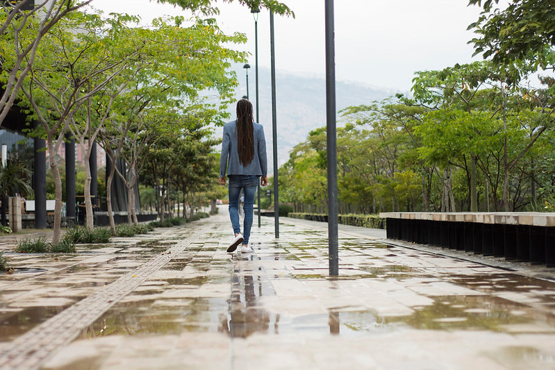 daniel carvalho caminando medellin