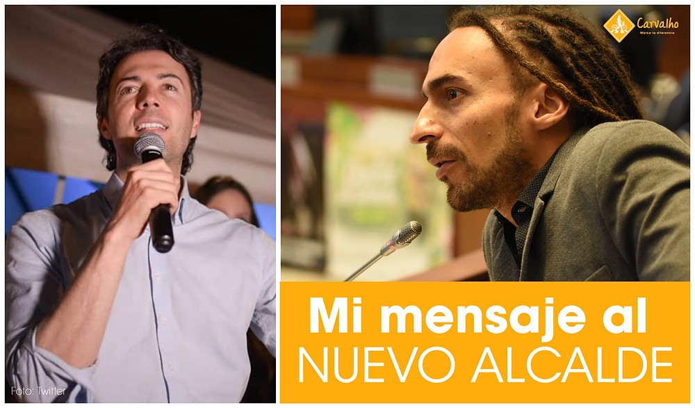 Mi mensaje al nuevo alcalde de Medellín