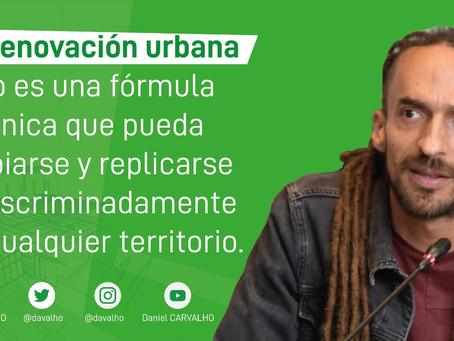 El futuro de la renovación urbana en Medellín. ¿Cómo y hacia dónde crecer?