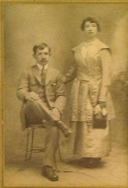 Costan and Lucy Ostolasa Wedding Photo[D
