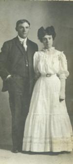 PL Schick and Mary Yaryan Wedding Photo
