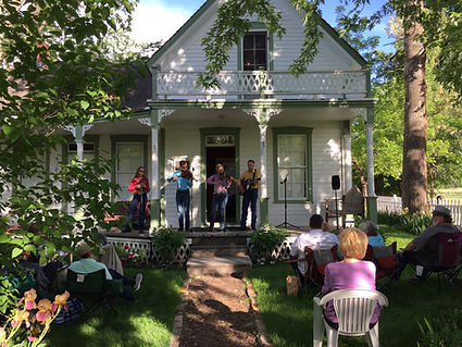 Front Porch Concert - Reeder Family 2019