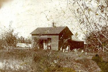Original Schick Farm House [DCHS][c. 187
