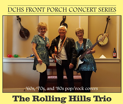 Front Porch Concert Series 11 - Rolling