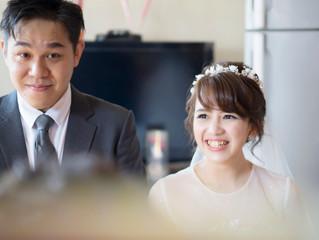 Bride 玉倫婚宴造型