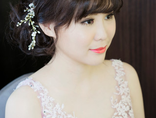 Bride羽婷婚宴造型