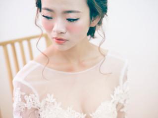 清新仙女雙重編髮造型