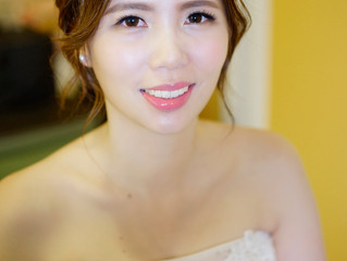Bride俞燕婚宴造型