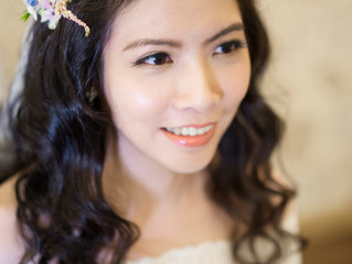 Bride Sherry婚宴造型