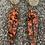 Thumbnail: Large leaf orange n black