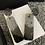 Thumbnail: Black n silver bar post