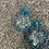 Thumbnail: Resin flower dangle post