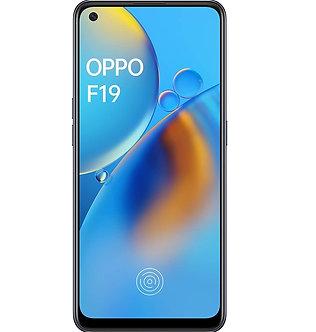 Oppo F19 Prism Black, 6GB RAM, 128GB