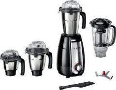 Bosch Truemix pro MGM8642BIN 750 Juicer Mixer Grinder  (Black, 4 Jars)