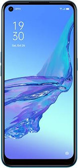 OPPO A53 (Electric Black, 128 GB)  (6 GB RAM)