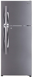 LG GL-S292RDSY 260 Litres Frost Free Refrigerator With Smart Inverter Compressor
