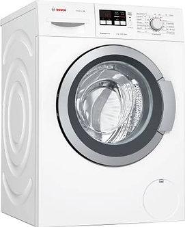 Bosch 7 kg Fully-Automatic Front Loading Washing Machine (WAK2016WIN, White)