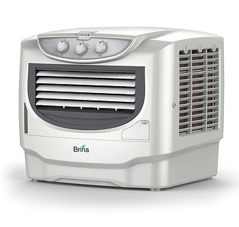 Havells Brina Window Air Cooler - 50 litres (White, Grey)