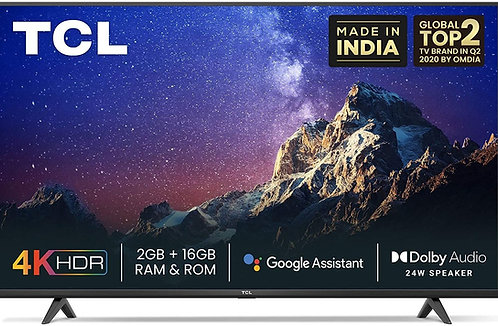 TCL 65P615 4K ANDROID TV