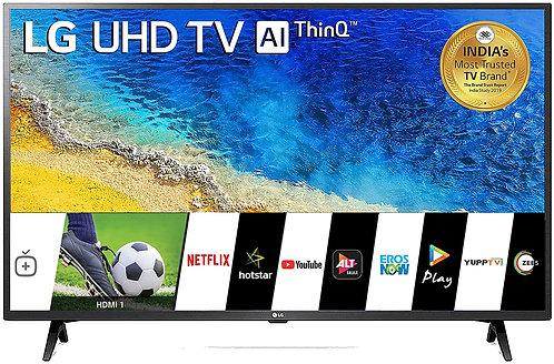 LG 108 cm (43 inches) 4K UHD Smart LED TV 43UM7290PTF