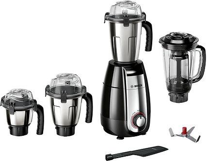 Bosch TrueMixx Pro MGM8842MIN 1000 W Mixer Grinder  (Black, Steel, 4 Jars)