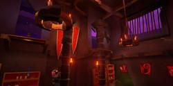 Red Team Base Interior