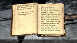 Mythical Expansion on Akatosh Lore