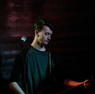 Ben Upton - Wedgewood Rooms