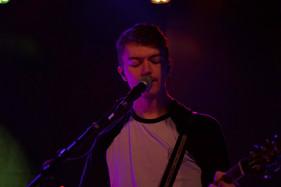 Ben Singing 28/02