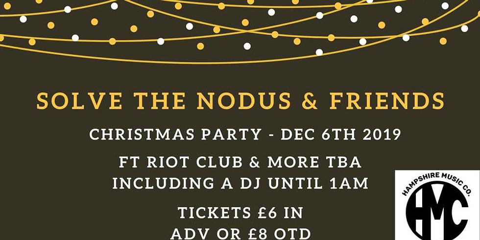 HMC Presents - Solve The Nodus & Friends