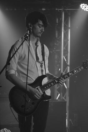 Black and white Ben 14/02/20