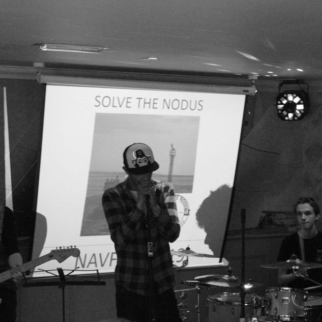 Solve The Nodus at Navfest_Navigator (11