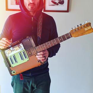 Chopped Guitars