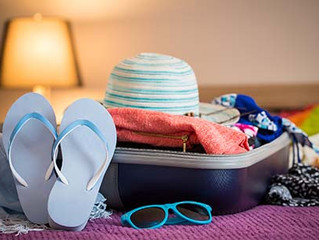 A TYPICAL 4-Day CRUISE:  Helpful Tips for Packing