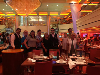 Carnival Cruise Line Dining Options (Part 1)