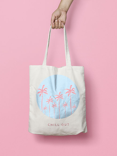 Tote bag Chill Out