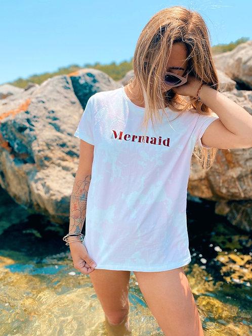 T-shirt Tie & Dye Mermaid