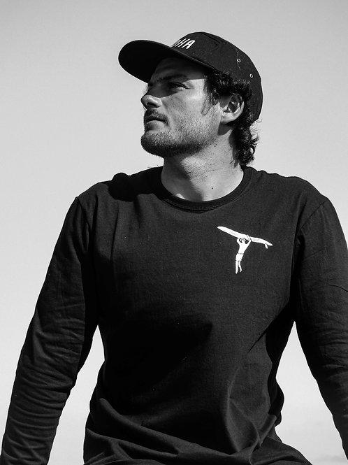 T-shirt Longboarder