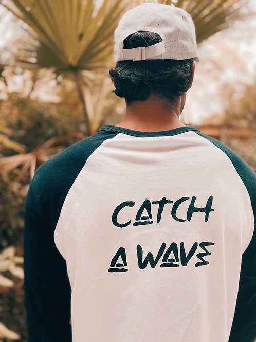 T-shirt Catch a Wave