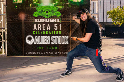 Matty Anounces Alienstock Tour