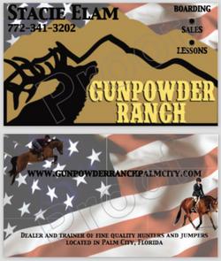Gunpowder Ranch Design 1