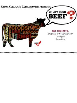 GCCW What's You Beef Flier Design 2
