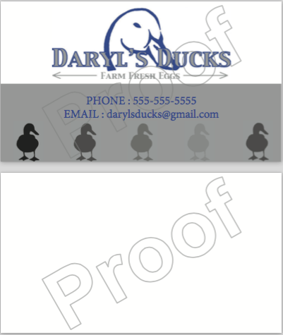 Daryl's Ducks