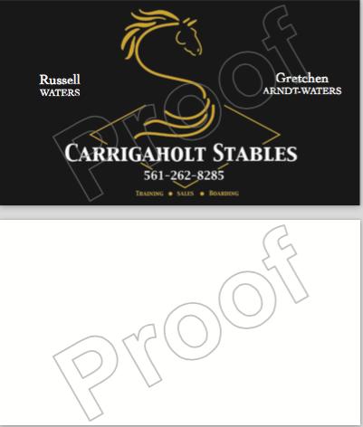 Carrigaholt Stables