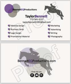 Bennett EQ Productions
