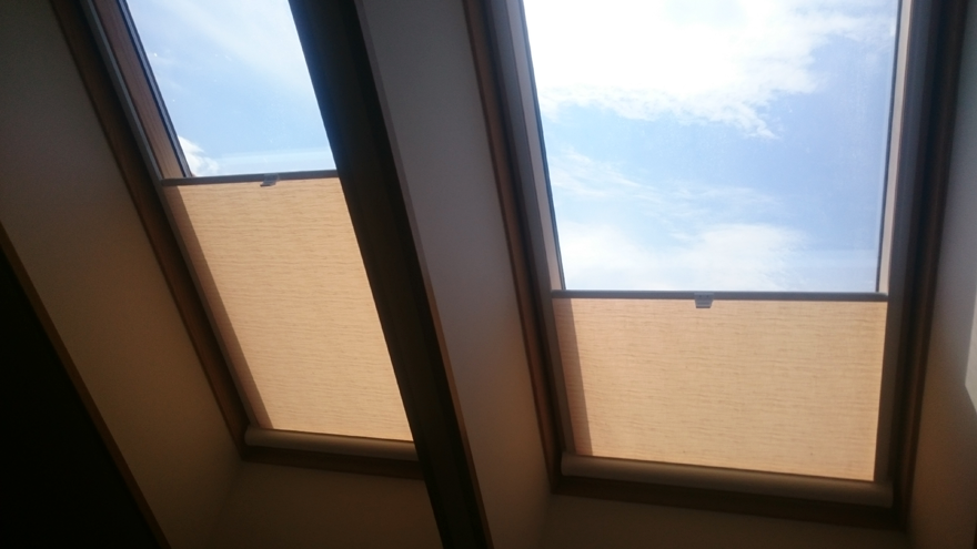 Кассета на мансардное окно